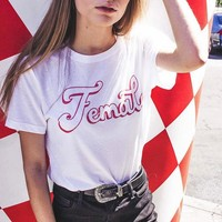 Female Shirt