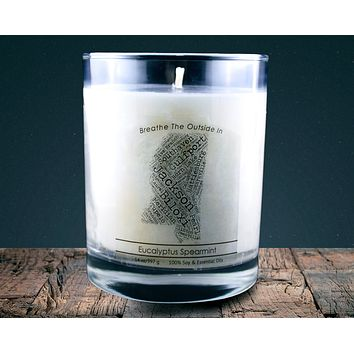 Mississippi | 100% soy wax & essential oil candle | Classic Tumbler | 14oz.