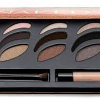 Victoria's Secret THE NAKEDS eye palette, Pro makeup lession & eye primer