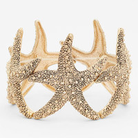 Cara 'Under the Sea' Starfish Bracelet | Nordstrom
