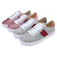 Gucci Stack Stones Sneakers