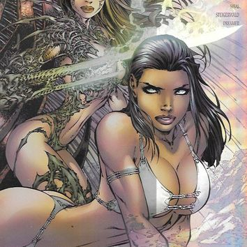 Fathom # 12 Top Cow Imprint of Image Comics  Holofoil Edition