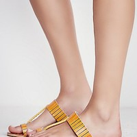 Free People Bora Bora Slip On Sandal