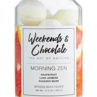 Weekends & Chocolate Morning Zen Bath Fizzies | Nordstrom