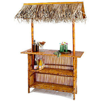 Tiki Bar with Roof | Outdoor and Patio Furniture| Furniture | World Market
