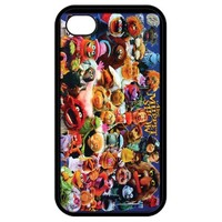 The Muppet Show Classic Iphone 4/ Iphone 4s Hard Case Limited