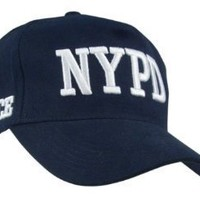 Rothco Officially Licensed NYPD Adjustable Cap