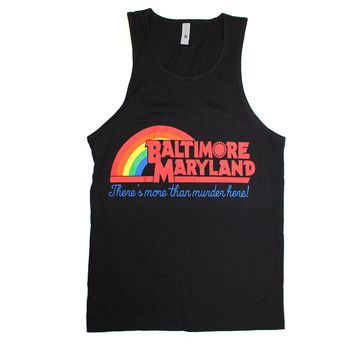 There's More Than Murder Here (Black) / Tank
