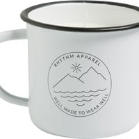 RHYTHM CAMP MUG CANDLE