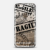 Fragile iPhone 6 case by Andrea Haase | Casetify