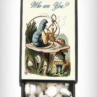 Wonderland Slide Box with Mints