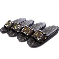 LV Casual Fashion Women Sandal Slipper Shoes
