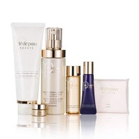 Cle De Peau Radiant Ritual Collection Basic Set