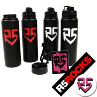 Back To School Water Bottle/Sticker Bundle | R5 Rocks