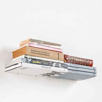 Invisible Double Book Shelf