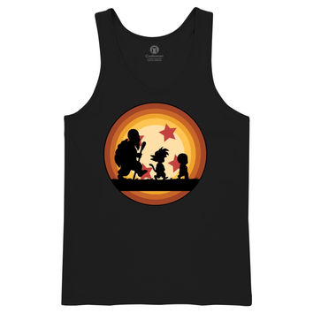 Goku Dragon Ball Z Men's Tank Top