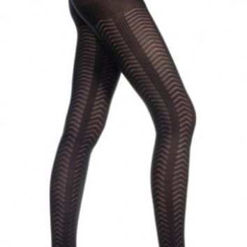 Tights Multi Pattern Pantyhose Music Legs