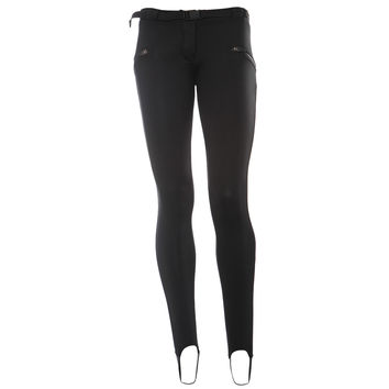 FREDDY WR.UP®  SNOW STIRRUP D.I.W.O.® PANT- BLACK