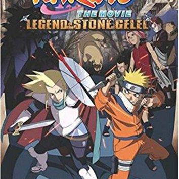 Hirotsugu Kawasaki - Naruto the Movie: Legend of the Stone of Gelel