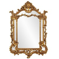 Arlington Gold Baroque Mirror