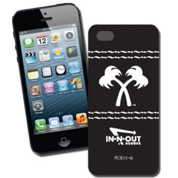 Light-up iPhone Case at In-N-Out Burger Company Store