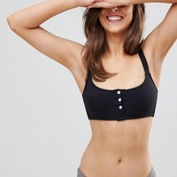 Free People Remi Soft Bra at asos.com