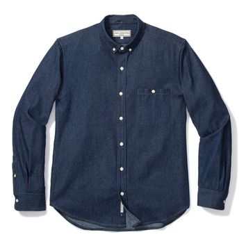 WORK SHIRT, JAPANESE DENIM