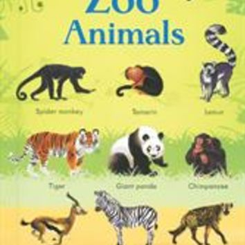 Usborne Books & More. 199 Zoo Animals