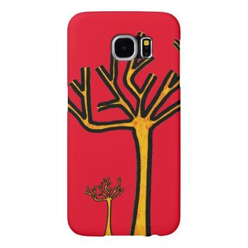 Trees Samsung Galaxy S6 Case Samsung Galaxy S6 Cases