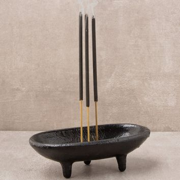 Cast Iron Incense And Resin Burner