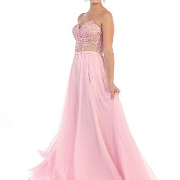 Long Formal Dress Evening Gown Prom