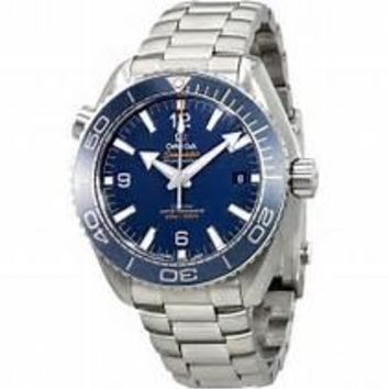 Omega Seamaster Planet Ocean 215.30.44.21.03.001 600m Stainless Steel Chronometer