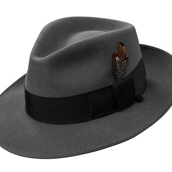 bc9864f28c59b Best Fur Felt Fedora Products on Wanelo