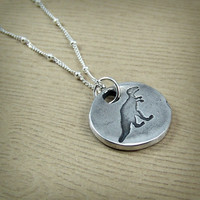 T Rex Dinosaur Necklace