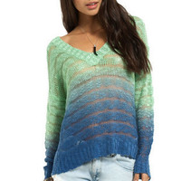 Ocean Tide Sweater $50