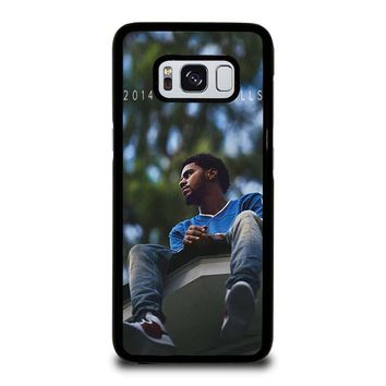 J. COLE FOREST HILLS Samsung Galaxy S8 Case Cover