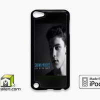 Shawn Mendes Song iPod Touch 5th Case Cover by Avallen