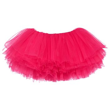Ballet Toddler Girls Tutu (10-layer)