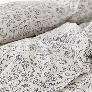 Magical Thinking Hatay Fine Line Duvet Cover | Urban Outfitters