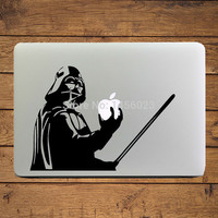"Star Wars Darth Vader Laptop Sticker for MacBook Decal Air/Pro/Retina 11"" 12"" 13"" Computer Mac Cool skin Pegatina para notebook"