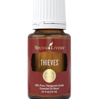 Young Living Thieves Essential Oil - 15 Milliliters
