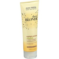 John Frieda Sheer Blonde Highlight Activating Enhancing Conditioner, 8.45 fl oz - Walmart.com