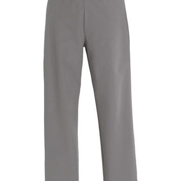 Eileen Fisher Side-Zip Cropped Pants