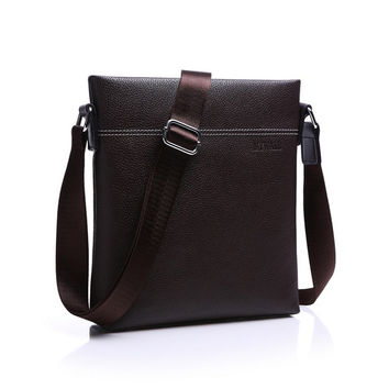 New 2016 Fashion Multifunctional PU Leather Man Bags Casual Men Messenger Bag Brand Design Travel Crossbody Shoulder Bag For Man