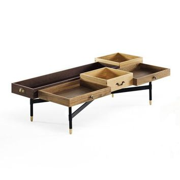 The Dreamers Coffee Table, Rectangular