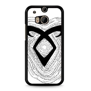 Shadowhunters HTC M8 Case