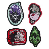 Disney Villains Patches Disney Iron On Patches Disney Villains Gift - Disney Patches Disney Villains