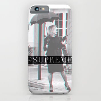 Jessica Lange Fiona Goode Supreme iPhone & iPod Case by NameGame