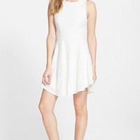 Junior Women's Soprano Lace Skater Dress