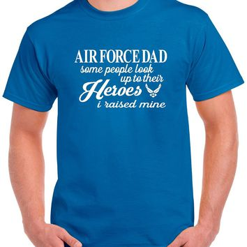 Air Force Dad T Shirts, Shirts & Tees | Our T Shirt Shack